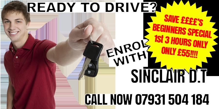 Sinclair Driver Training